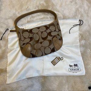 Coach Ergo hobo purse style 11599